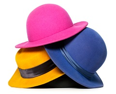 Many hats image
