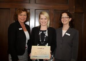 2012 CAPLA Champion Award to Jaguar Land Group Ltd.