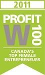 Profit W100 logo 2011
