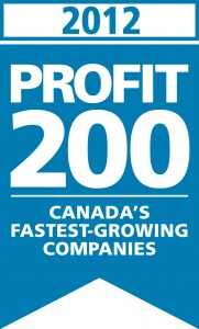 PROFIT 200 Canada's fastest growing companies