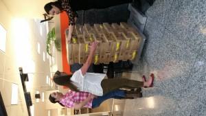 Calgary Food Bank - Devon Donations - June 29-2017