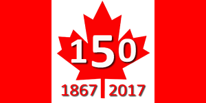 Canadian Flag 150